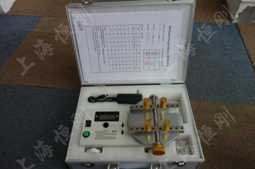 瓶盖扭矩测量仪