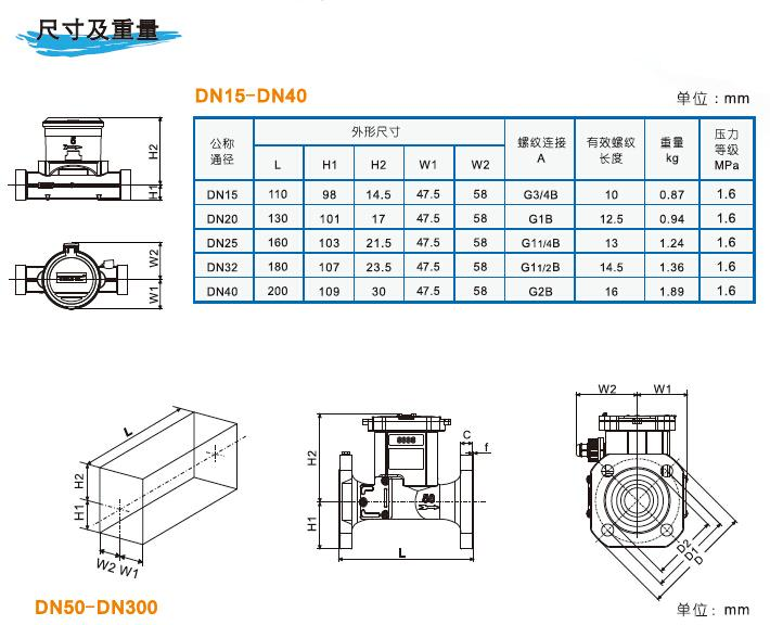 无线远传超声波水表超声波流量计双声道超声波流量计江苏兄弟仪表厂
