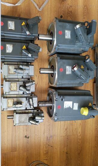 湖州西门子810D系统切割机主轴电机更换轴承-当天检测提供维修