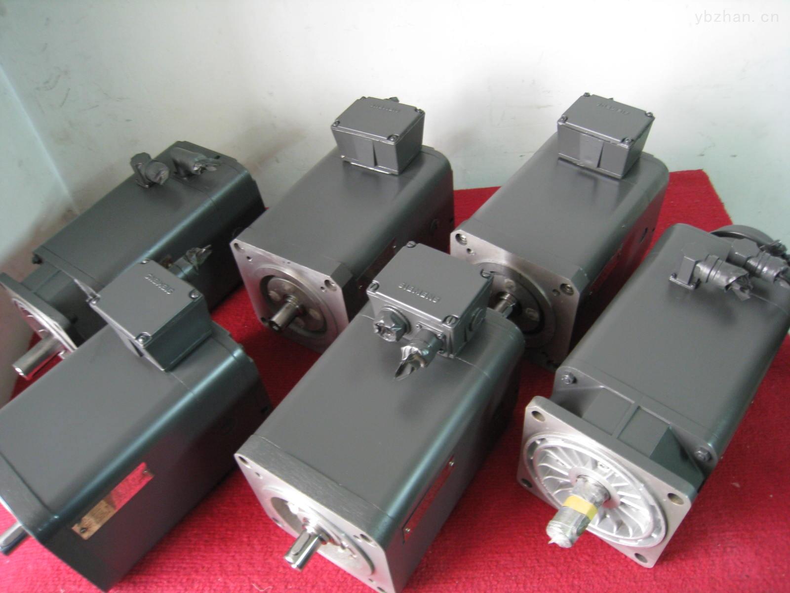 奉贤西门子840D系统机床主轴电机更换轴承-当天检测提供维修