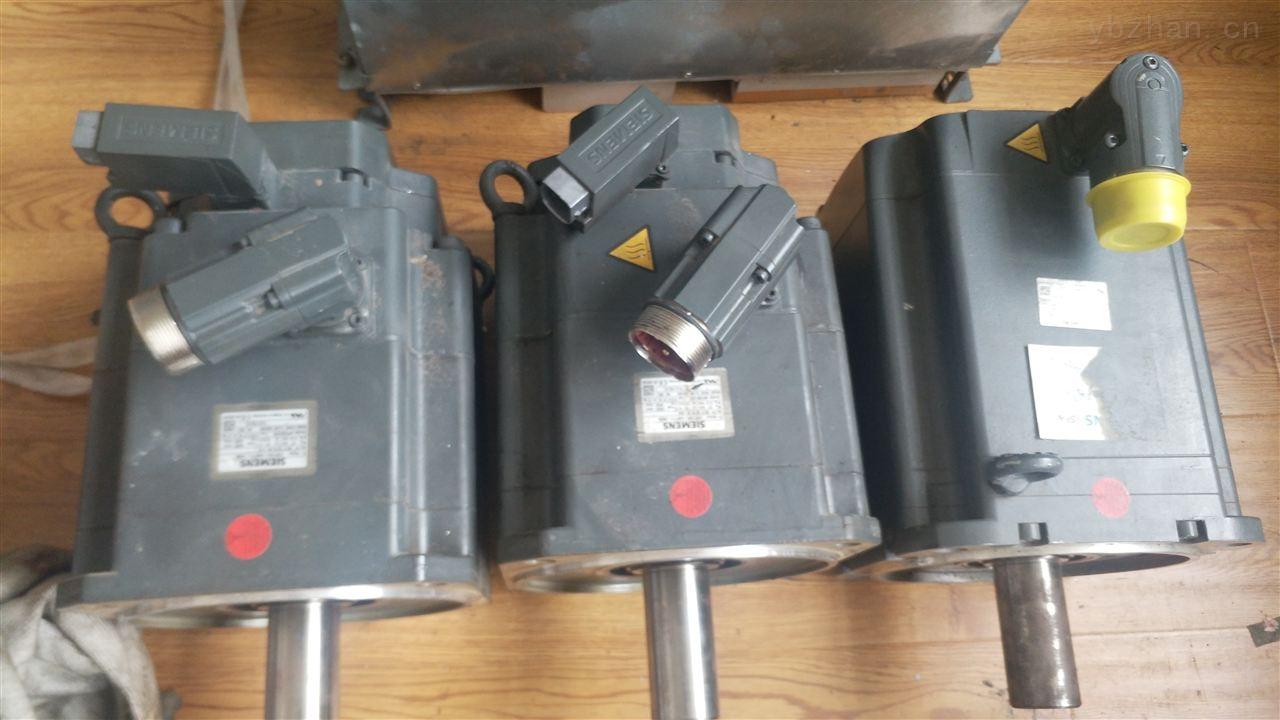 蚌埠西门子840D系统机床主轴电机更换轴承-当天检测提供维修