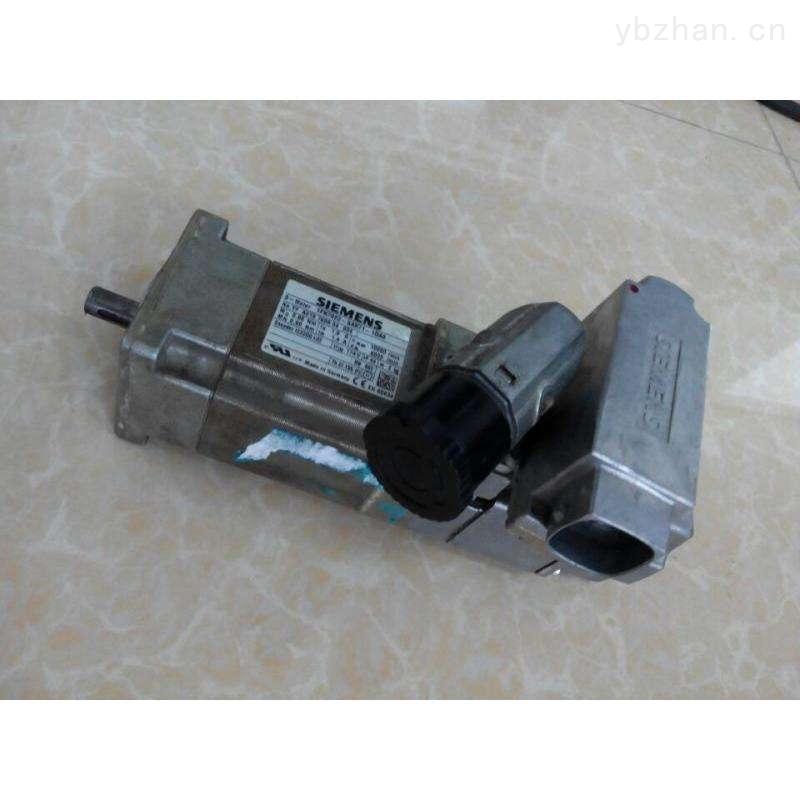 徐州西门子810D系统切割机主轴电机维修公司-当天检测提供维修
