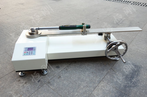 SGNJD型号的扭矩扳手檢定儀