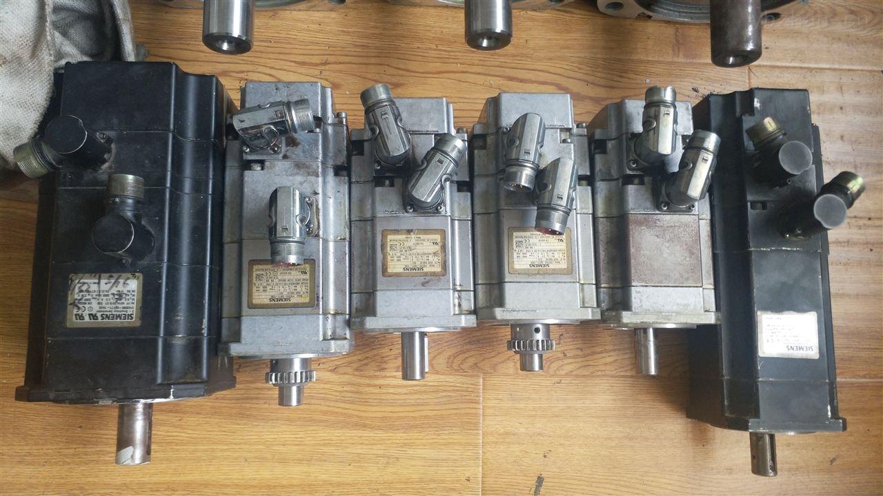 南通西门子828D系统伺服电机更换轴承-当天检测提供维修