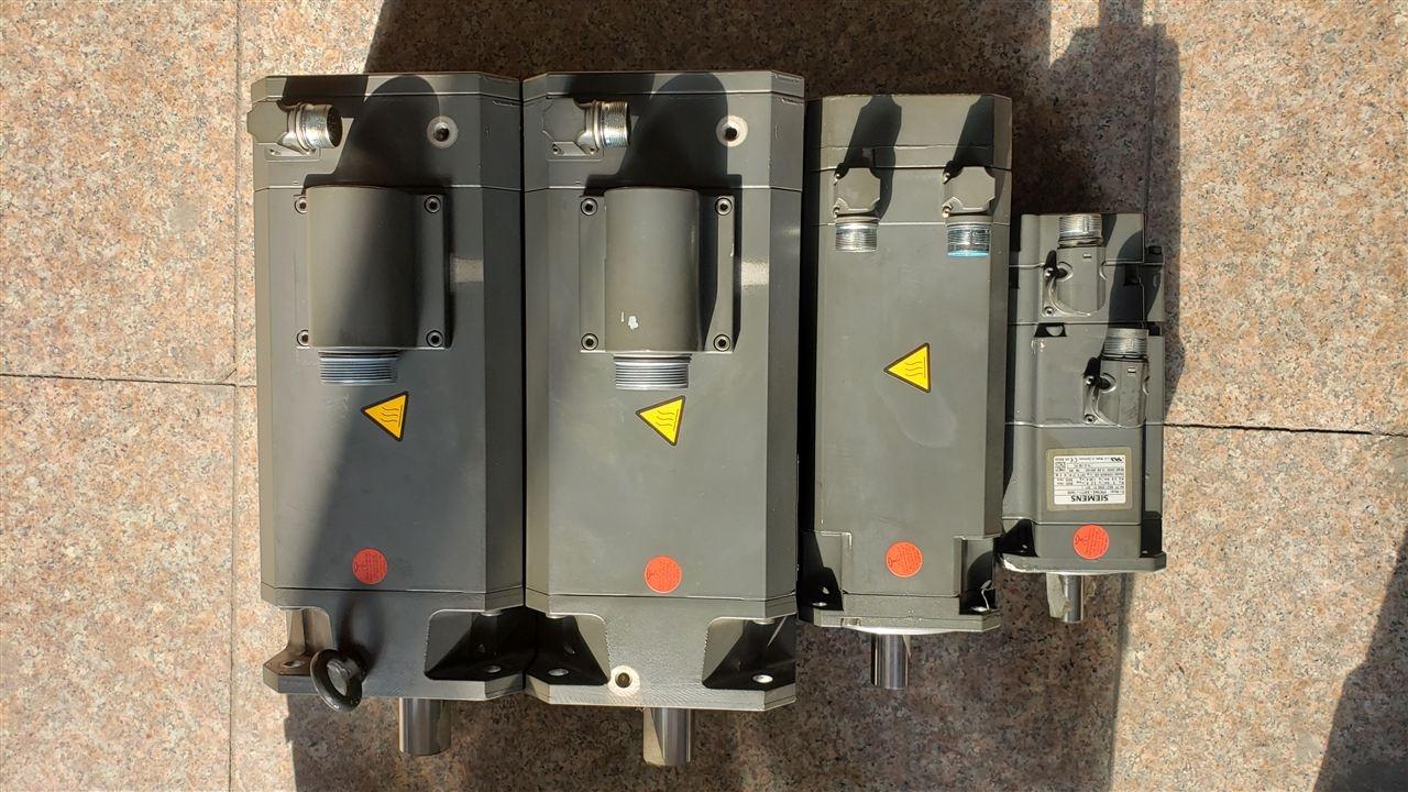 金华西门子810D系统切割机主轴电机维修公司-当天检测提供维修