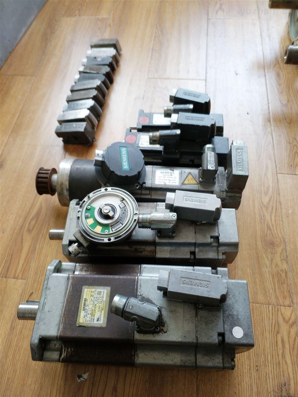 滁州西门子840D系统龙门铣伺服电机更换轴承-当天检测提供维修