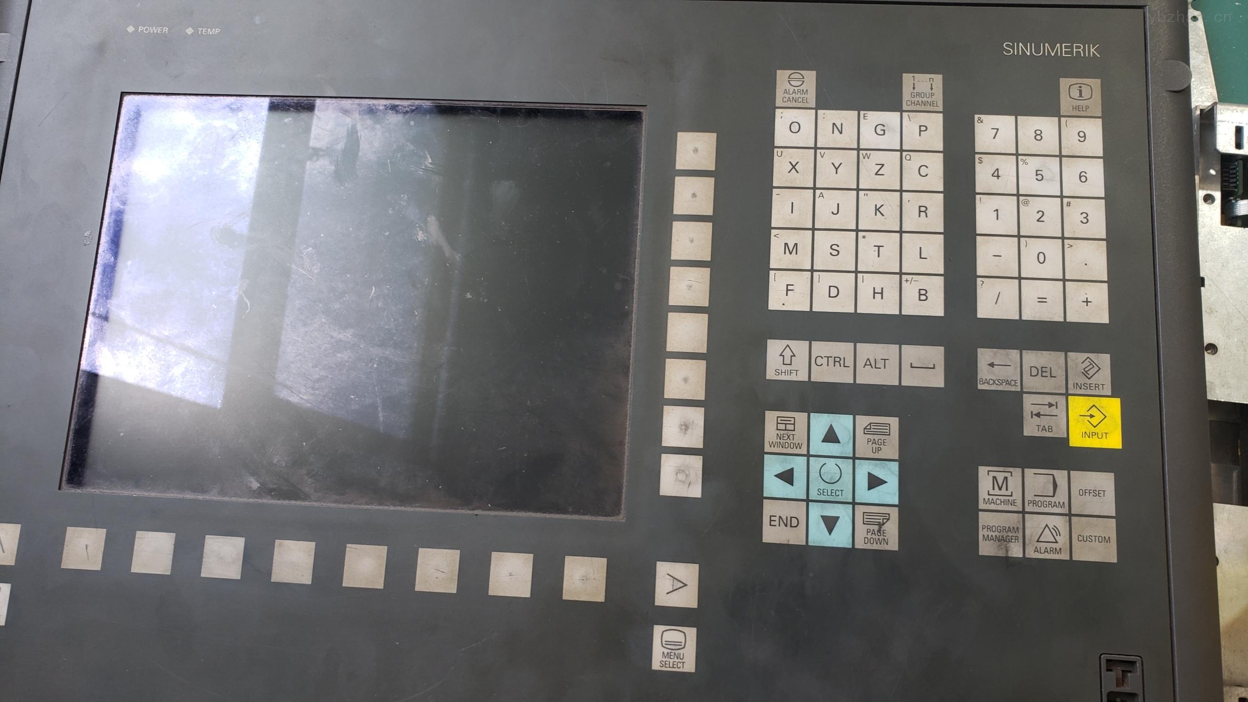 通快激光切割西门子840D工控机1到2小时快速修复