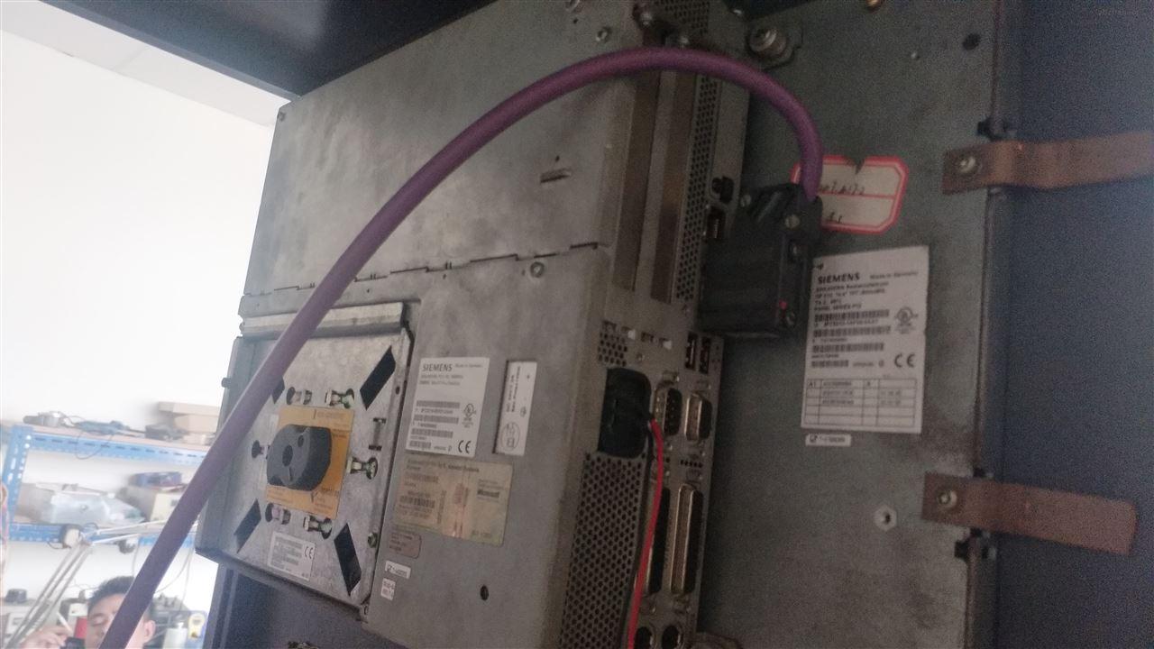 通快激光切割西门子840D驱动器1到2小时快速修复
