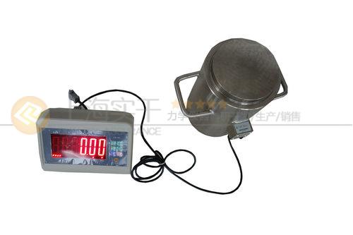 柱型外置传感器的拉压力测力仪图片