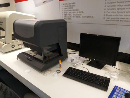 xrf荧光镀层测厚仪器