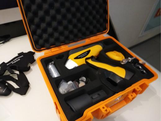 铝合金分析仪检测实例