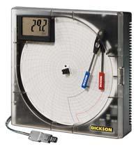 TH8溫度濕度露點圖表記錄儀
