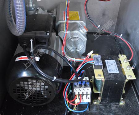 小型台式真空包装机真空泵