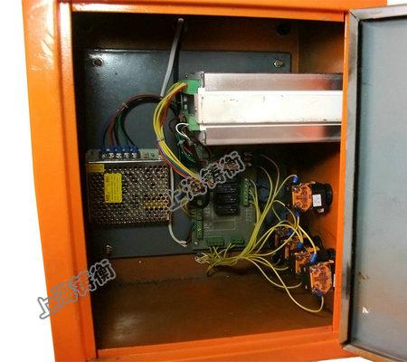 面粉粉剂包装机控制箱