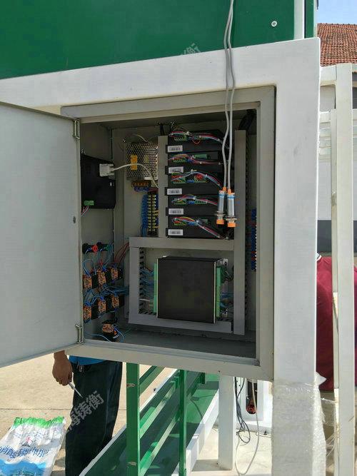 电子包装秤控制箱
