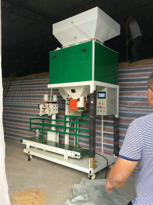 自动小麦包装秤