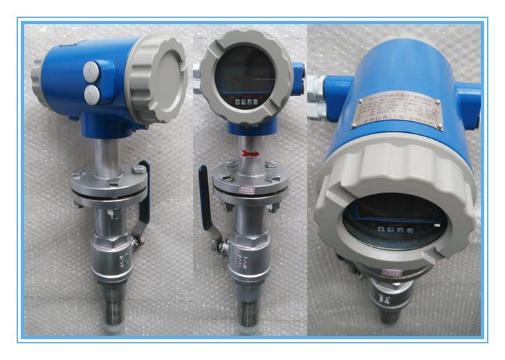 插入式循环水流量计