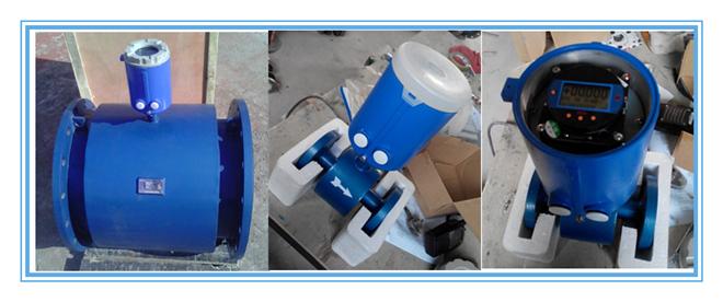 电池供电型循环水流量计