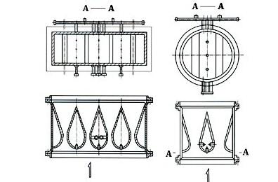 机翼测风装置结构图