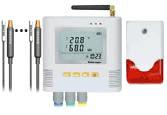 帶超限聲光與短信報警溫濕度記錄儀NZ95-23/43/63/83