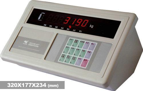 地磅秤称重仪表