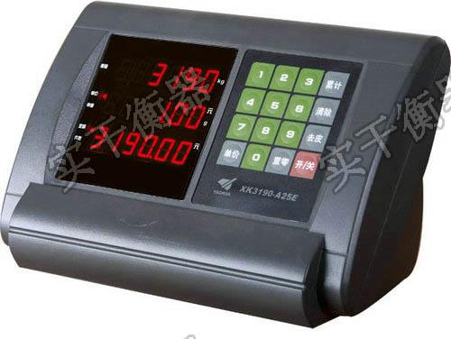 电子地磅称重仪表
