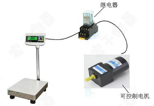 4-20毫安电子台秤