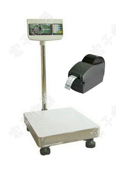 不干胶打印电子台秤
