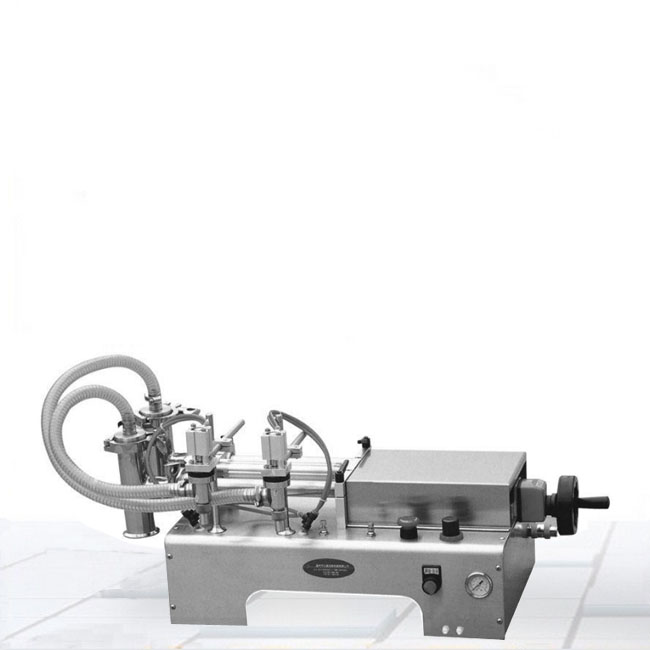 小型灌装机