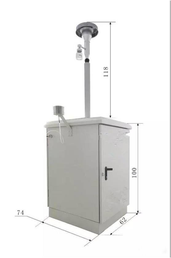 大气网格化空气质量系统