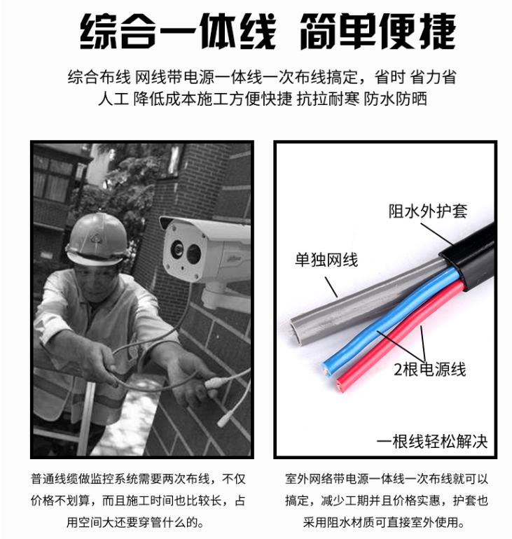 室外动缆VVP2*2.5光纤电缆代理