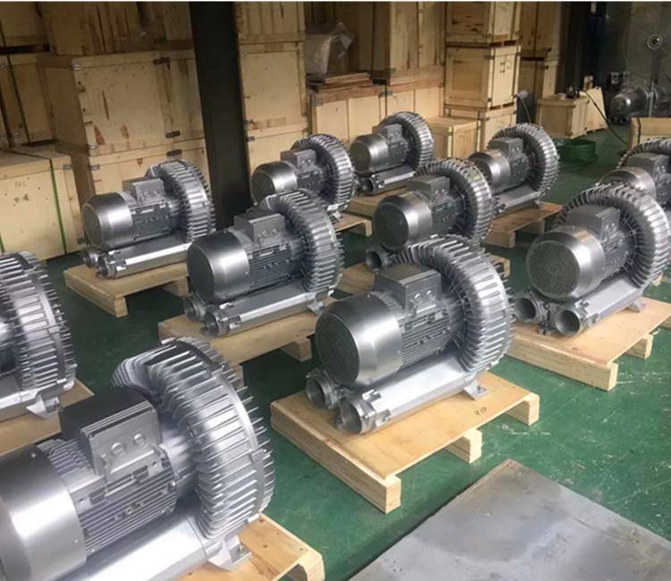 厂家 立式20kw50HZ漩涡气泵  型号LYX-94S-2立式高压漩涡气泵 旋涡式气泵示例图15